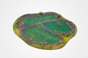Swamp 15/20mm resin - unpainted