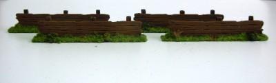 Wooden Fences II