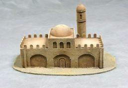 Arabian Mosque resin