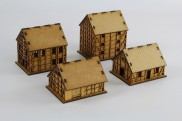 Prussian Village set II 15mm