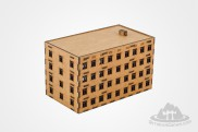 Residential Block I 15mm