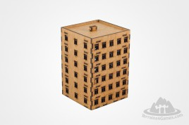 Residental Block III 15mm