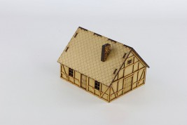 Prussian house II 28 mm