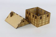 Prussian house III 28 mm