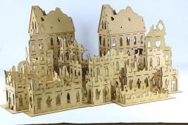 Gothic Ruin Set III large