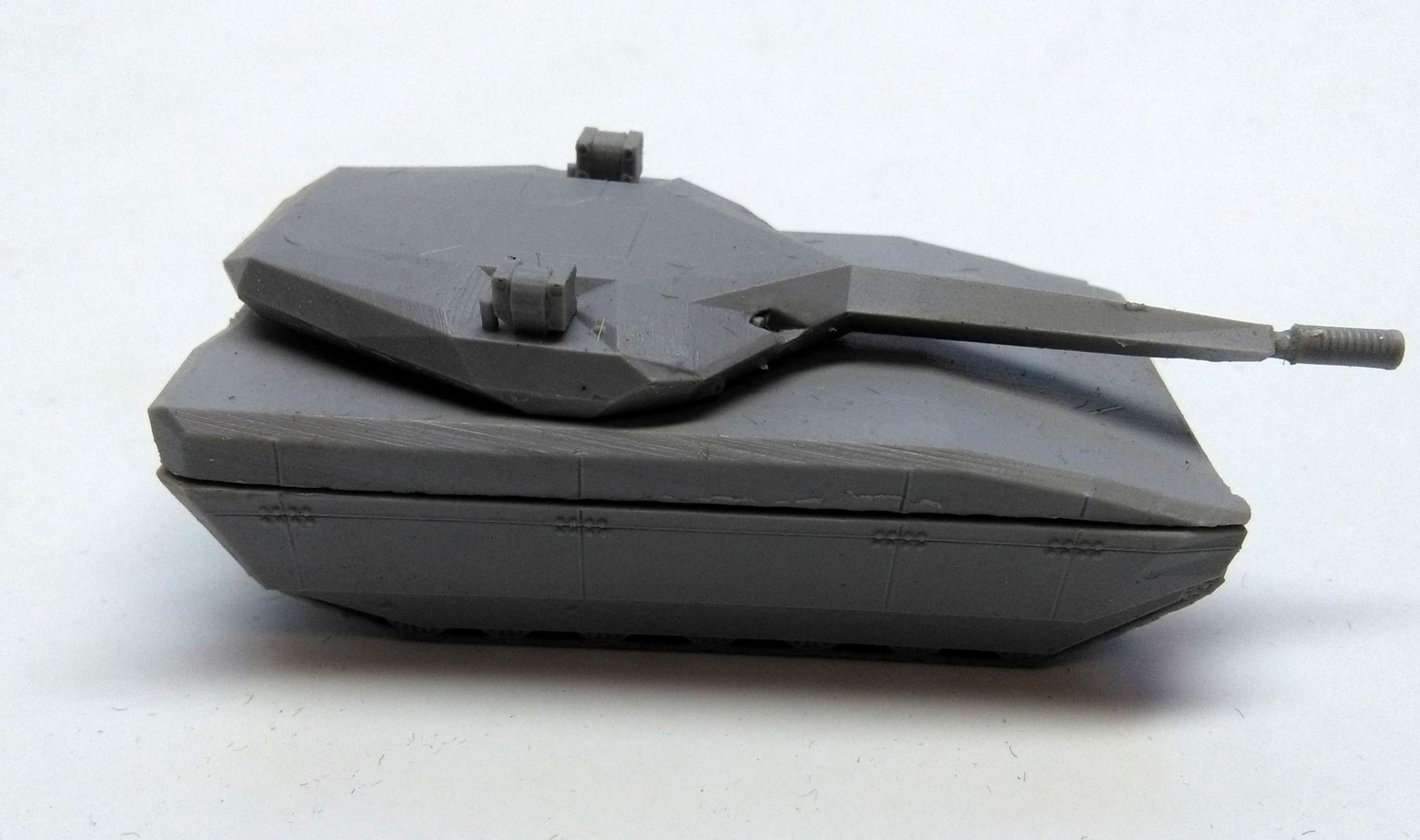 PL01 concept - model 15mm scale