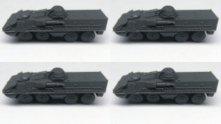 OT-64 SKOT Platoon - 4 models 15mm scale