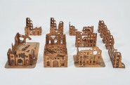Unfinished City - 15mm - Set 6