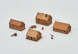Prototype Village IV - 15mm - Set 19