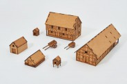 Prototype Village VI - 28mm - Set 22