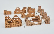 Ruined City 20mm - Set 24