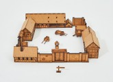 Prototype Village IX - 15mm - Set 33
