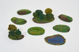 Foothill Landscape  - Set 39