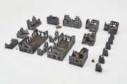 Large Ruined City15mm - Set 30