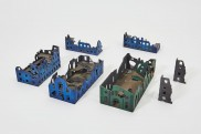 Damaged buildings - 15mm - Set 31
