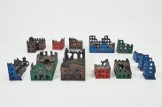 Colourful Ruined City - 15mm - Set 32