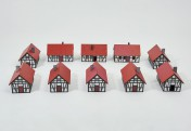 Prussian House Mix 28 mm - Set 45