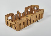 Ruined Large Factory Detailed 20mm