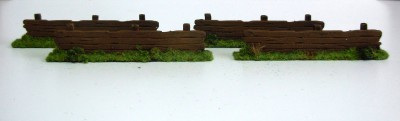 Wooden Fences II