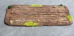 Crops Field - resin