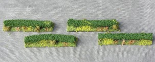 Regular Hedges