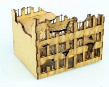 TOWNHOUSE  15 mm Detailed - 2nd Generation