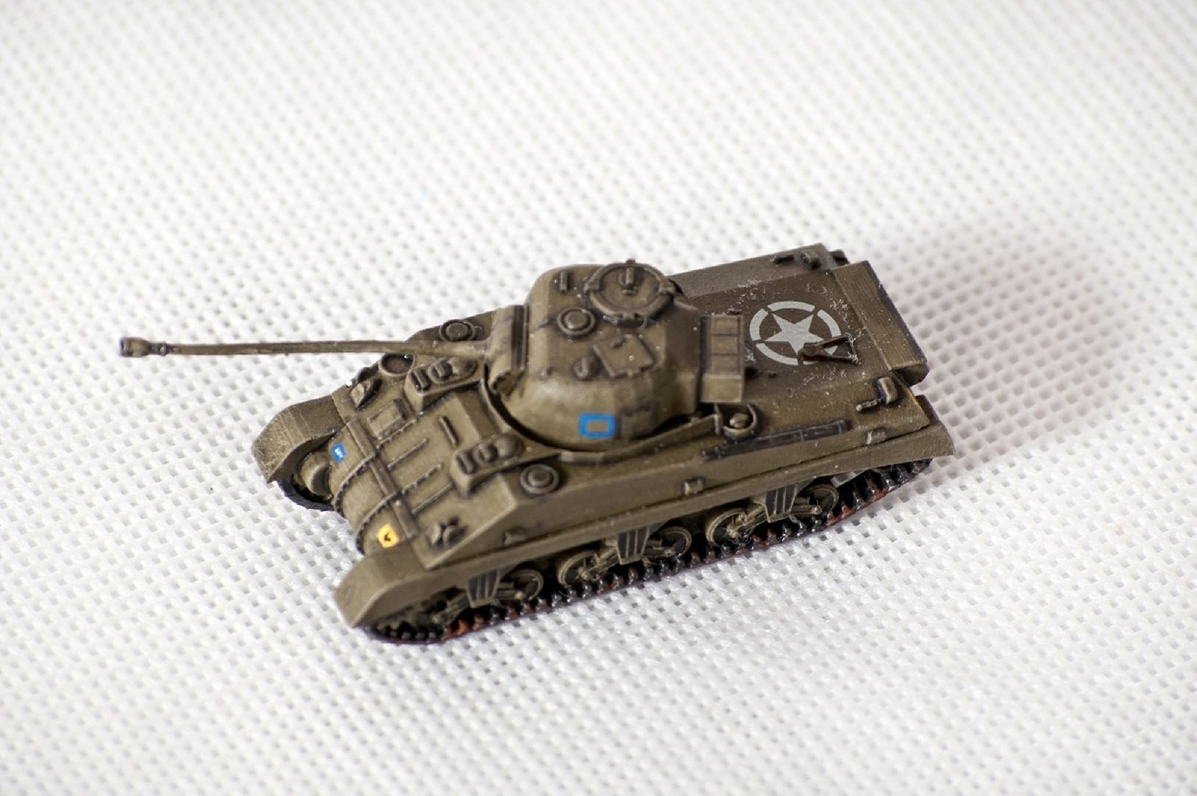Tank SHERMAN FIREFLY