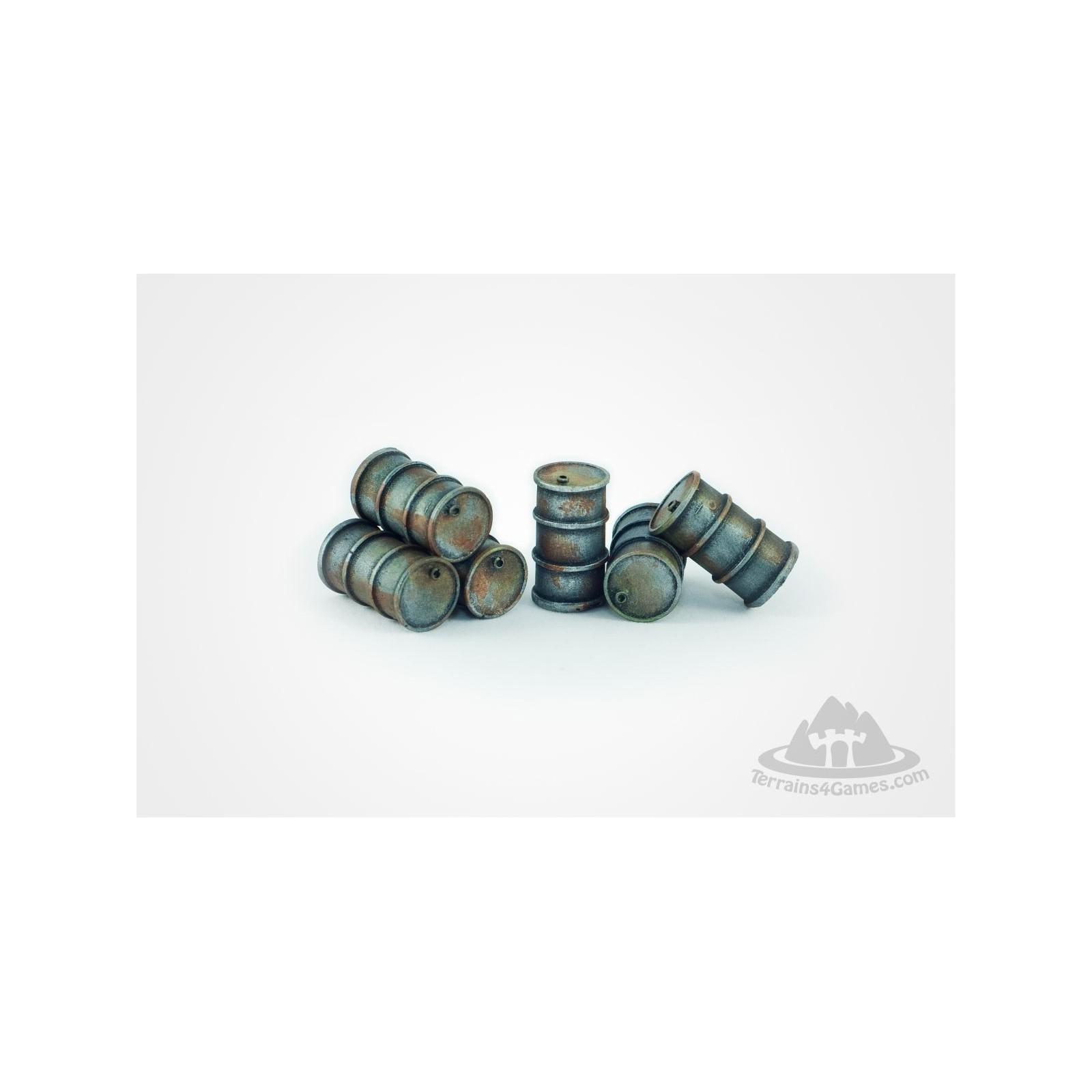 Metal Barrels II (6)