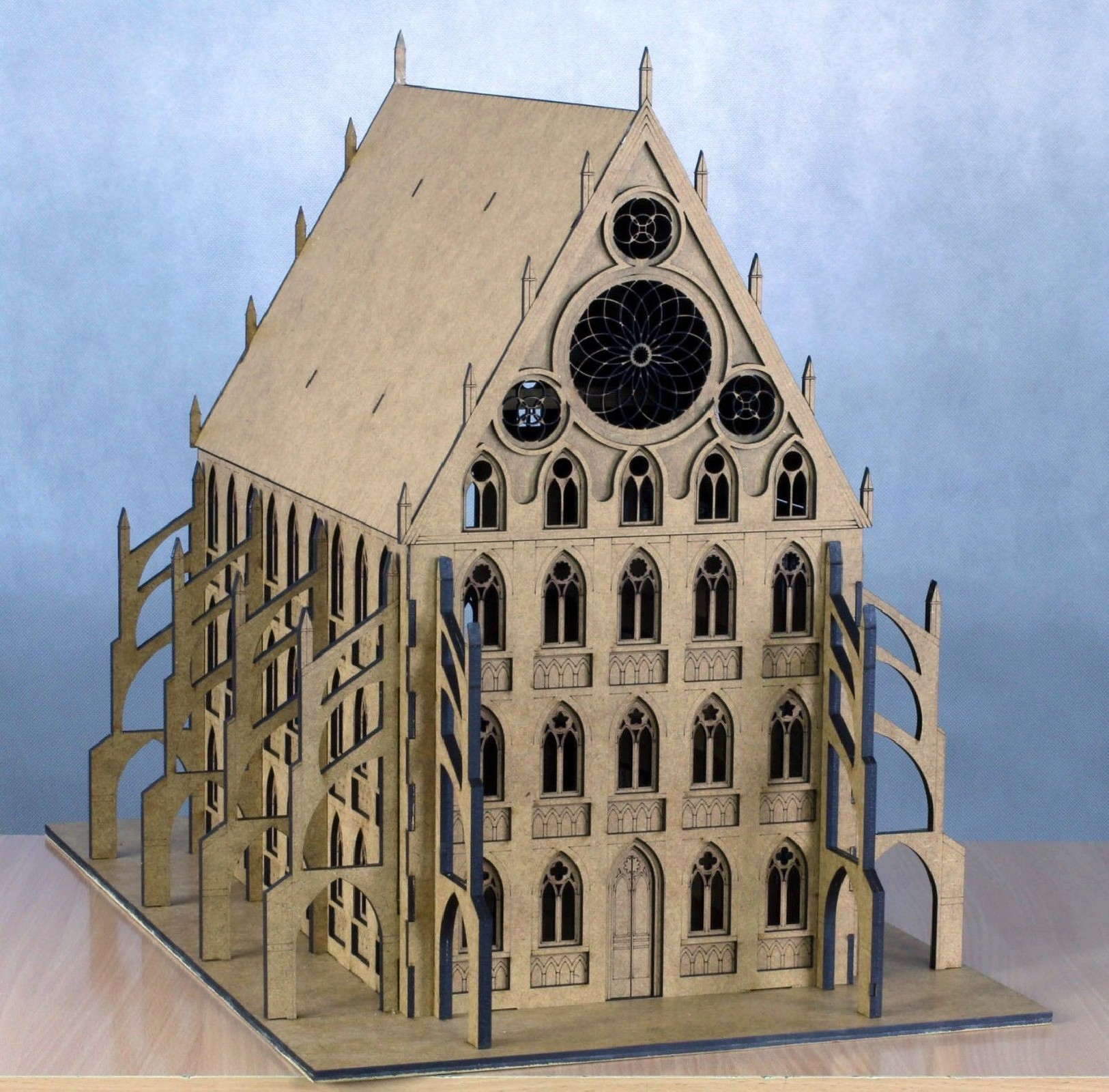 GOTHIC BUILDING 28 mm