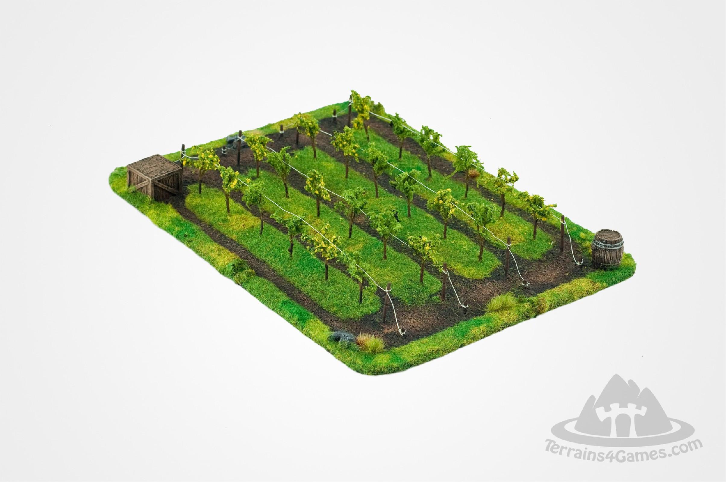 Wineyard 15 mm