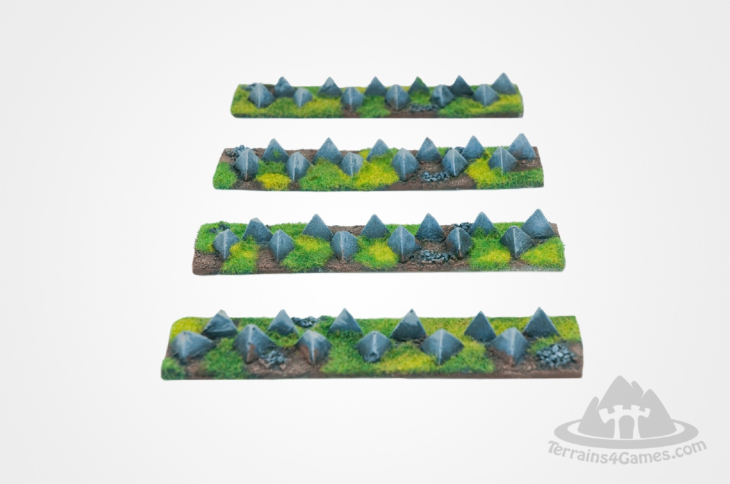 Dragon's Teeth 15mm