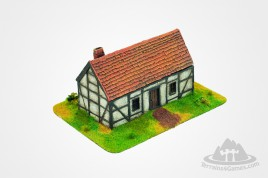 Old World House resin 28mm