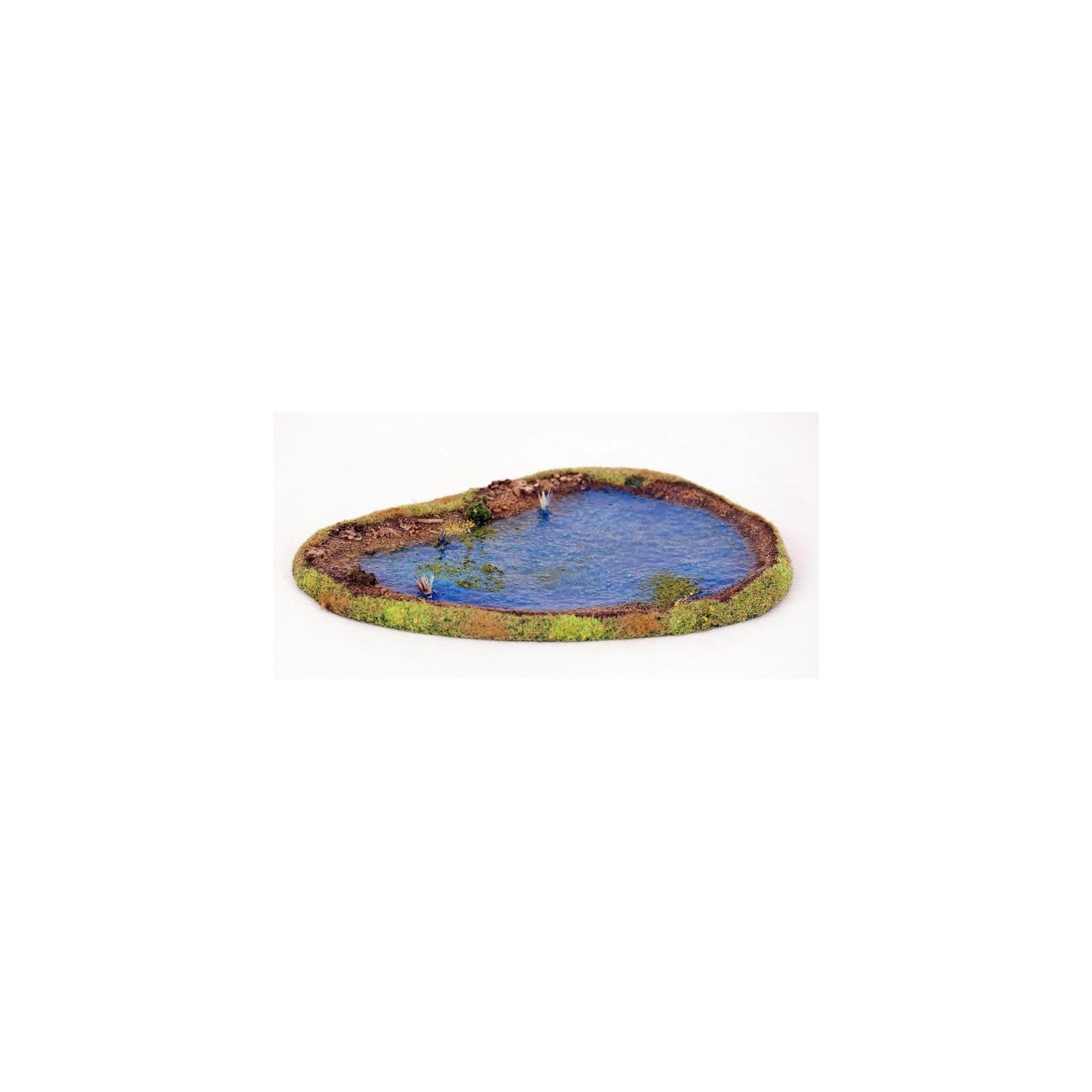 Lake 15/20mm resin