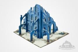 Gothic City Ruin C premium
