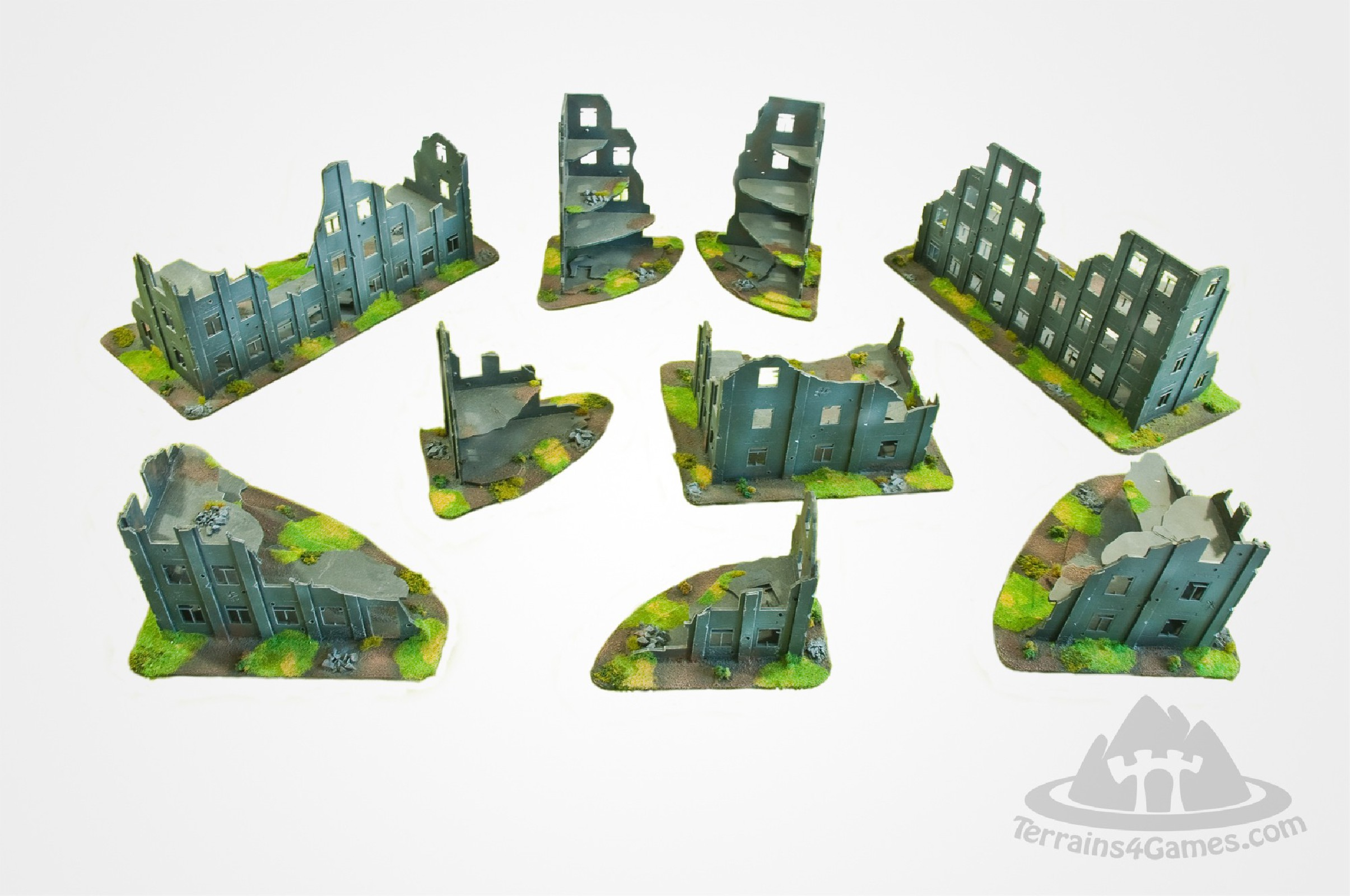 GC Ruined City