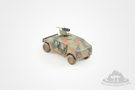 Humvee 15mm platoon - 4 models