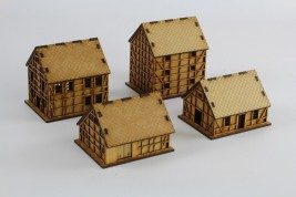 Prussian Village set IIb 15mm