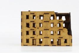 Damaged Residental Block II 15mm