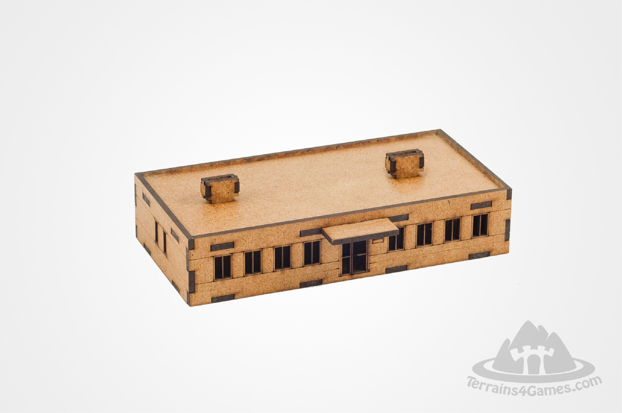 Administrative building 1floor 15mm