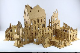 Gothic Ruin Set II medium