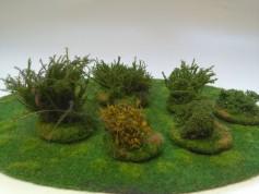 Spring Bushes PR130