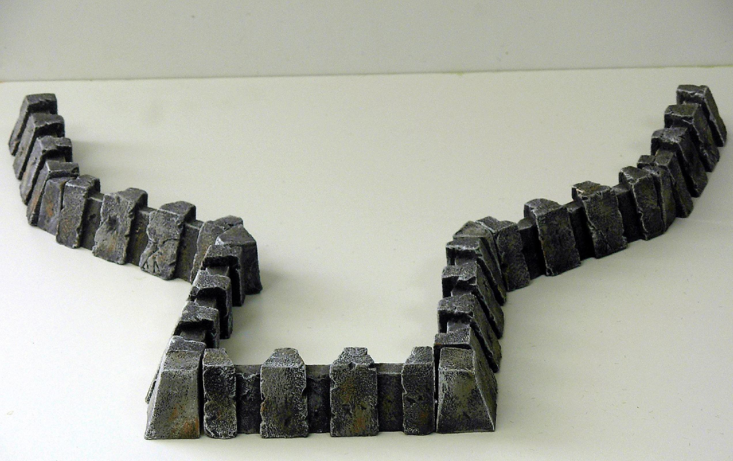 Heavy Shield Walls - 28 mm