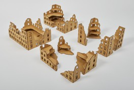Laser Cut LArge RUINS Set - 28mm