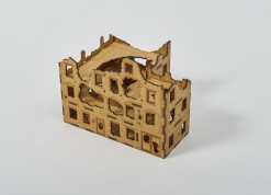 Ruined CORNER TOWNHOUSE 20 mm