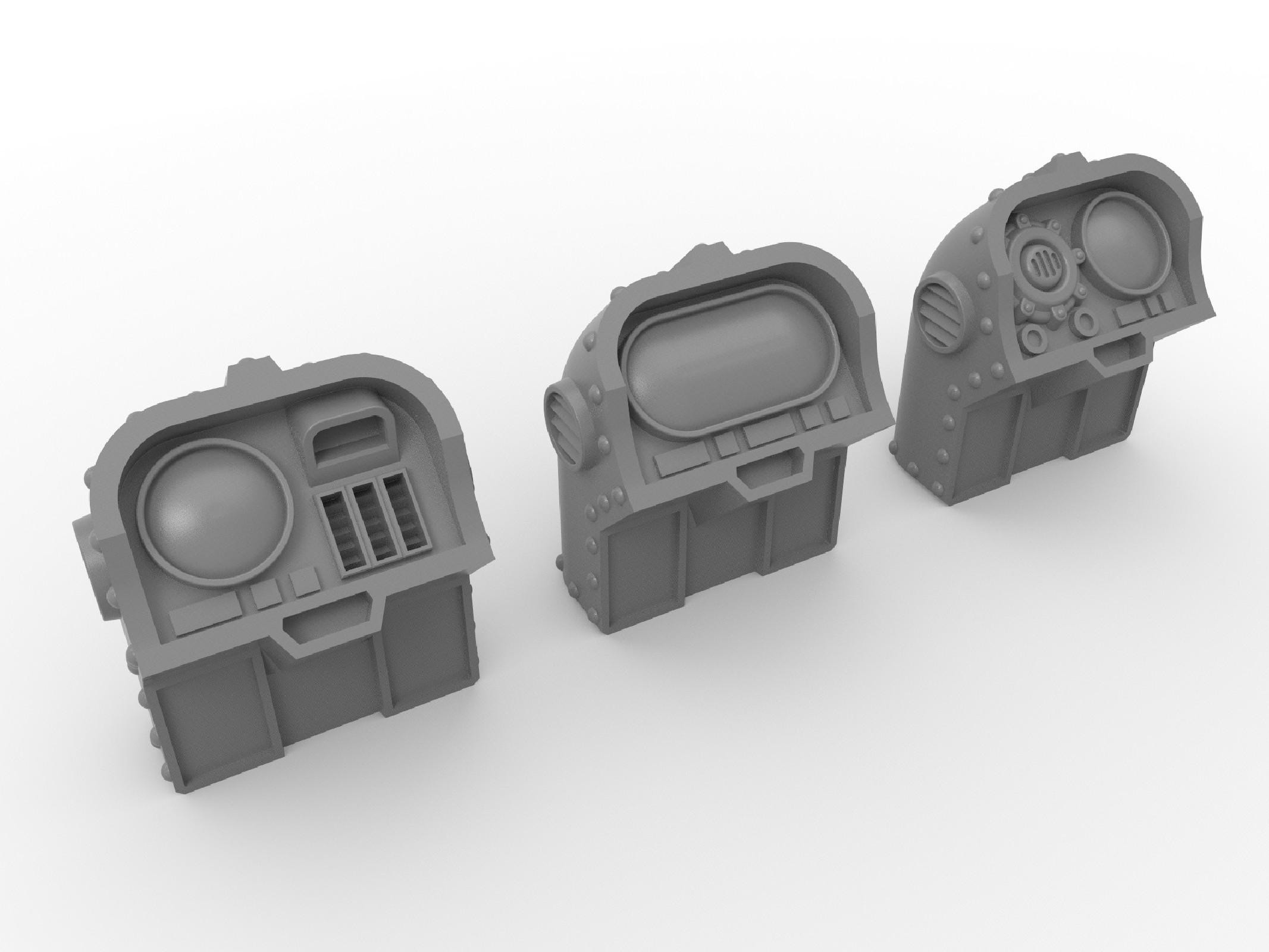 Computer Objectives Set - 6 pieces