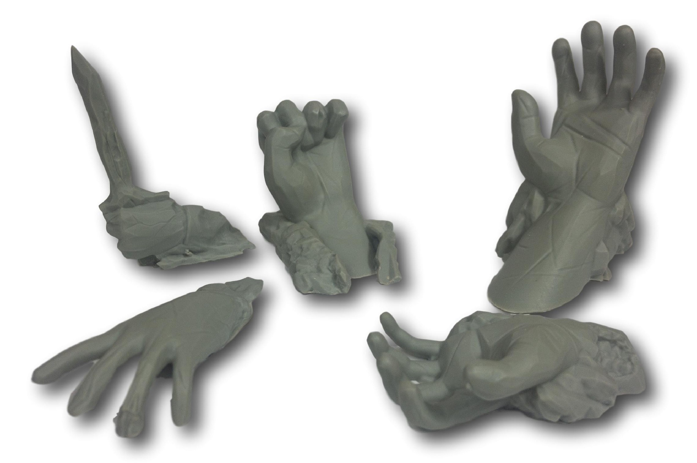 Ancient Hands - Set of 5