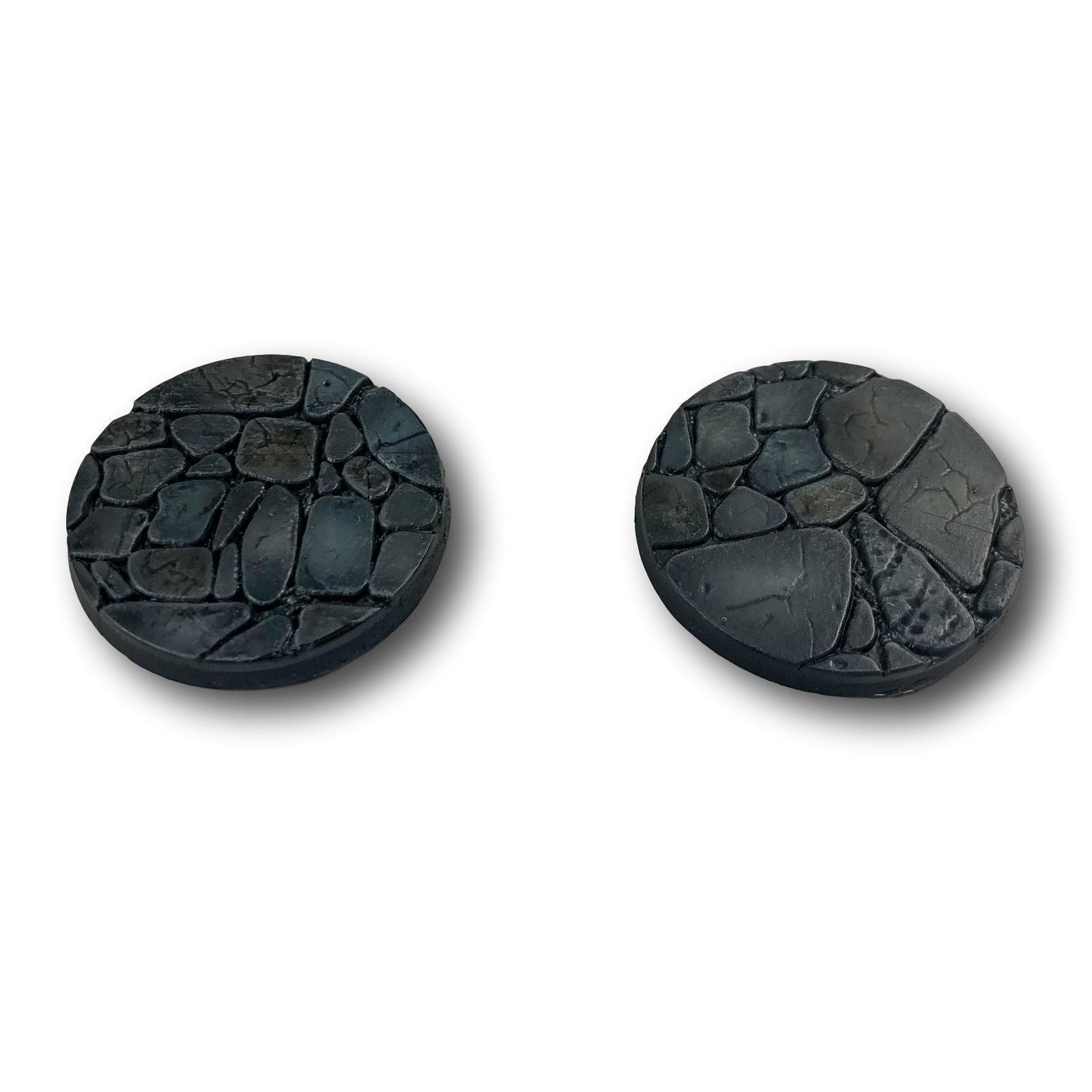 Cobblestone Bases - 40mm (6)