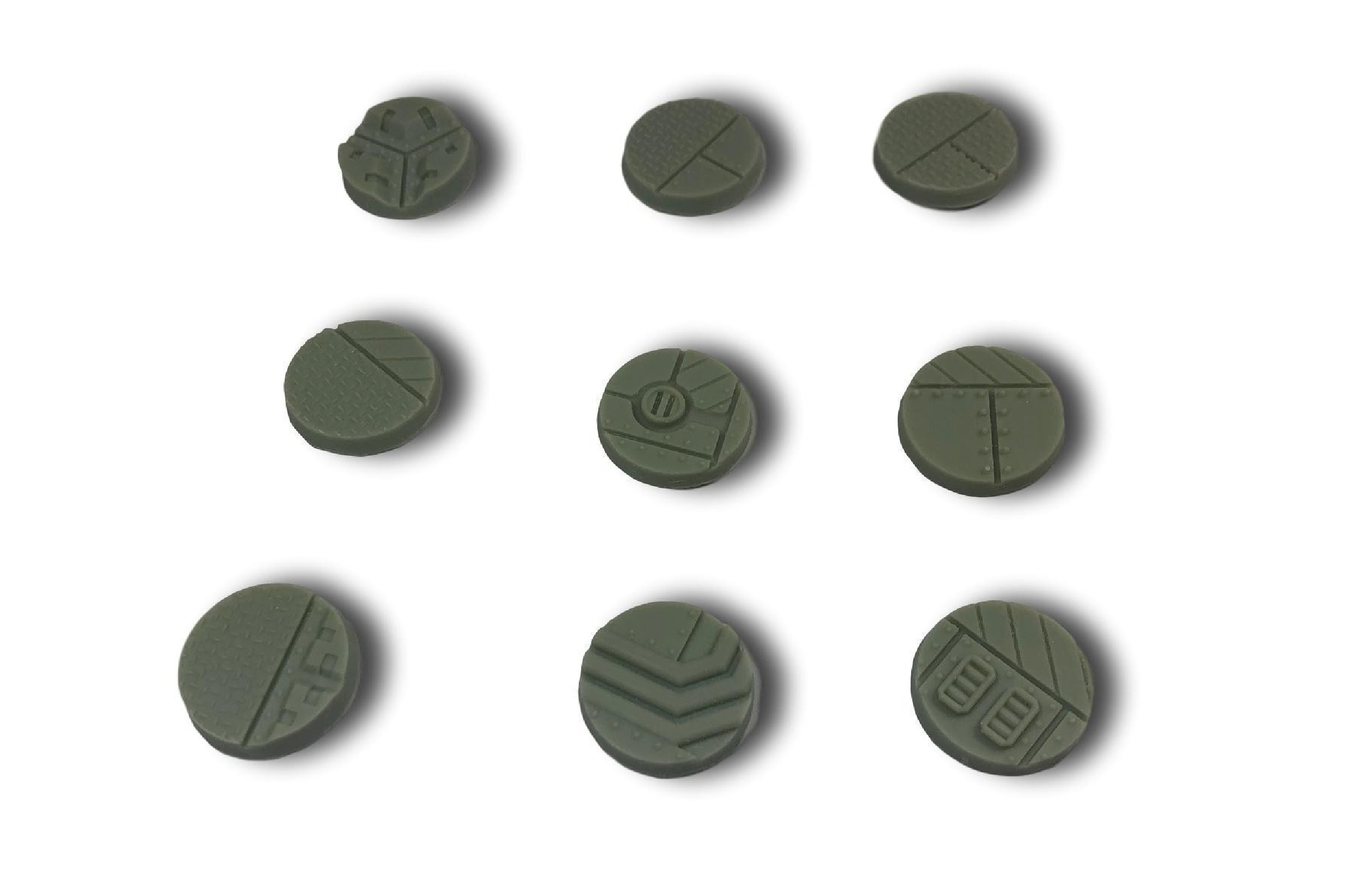 Industrial Bases - 25mm (10)
