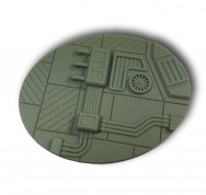 Industrial Bases - 120mm Oval (1)