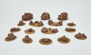 ROCKSY Desert Set - 16 elements